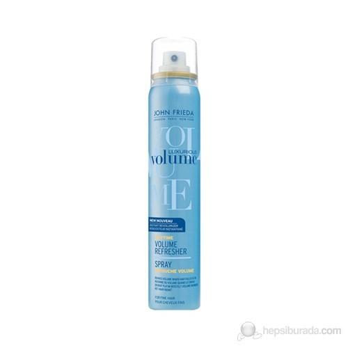 John Frieda Anytime Volume Refresher Spray- Hacim Kazandıran Kuru Şampuan 125 Ml