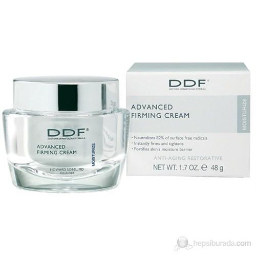 DDF Advanced Firming Cream 48g - Olgun, Normal, Kuru ve Kuruya Eğilimli Ciltler için Onarıcı Bakım Kremi