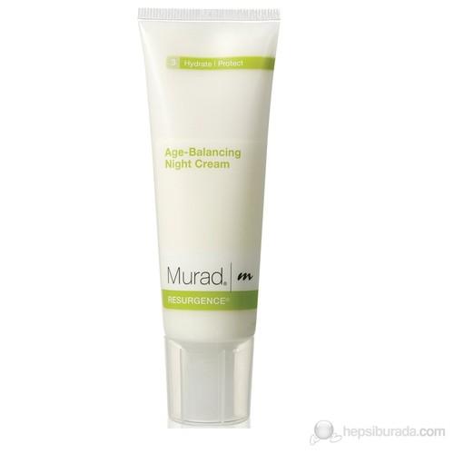 Dr.Murad Age Balancing Night Cream - Dengeleyici Gece Nemlendiricisi