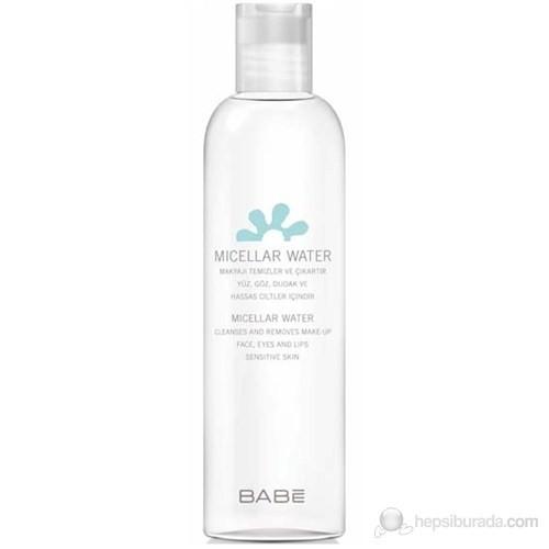Babe Micellar Water - Yüz ve Makyaj Temizleme Suyu