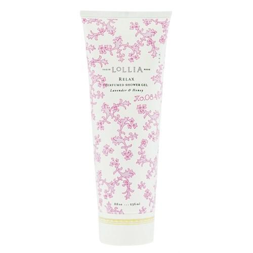 Lollia Relax Parfümlü Duş Jeli