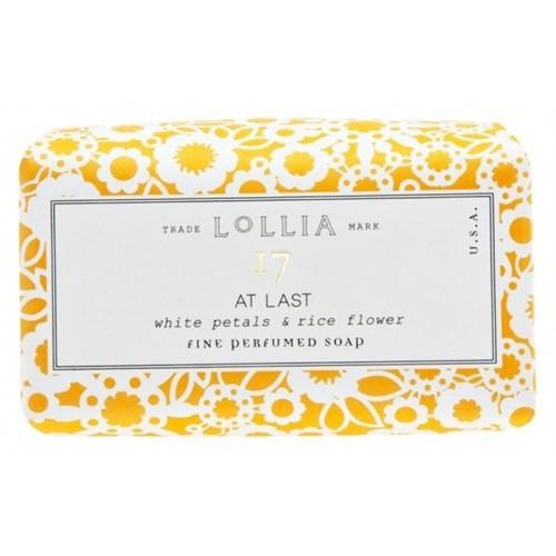 Lollia At Last Shea Yağlı Sabun