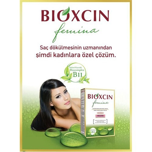 Bioxcin Femina Hamilelik Sonrası Bakım