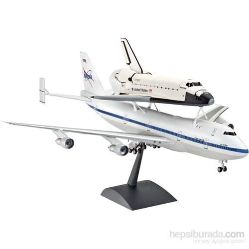 Revell Space Shuttle & Boeing 747