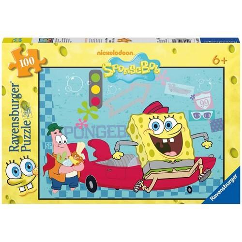 Ravensburger Sponge Bob Tatilde (100 Parça)
