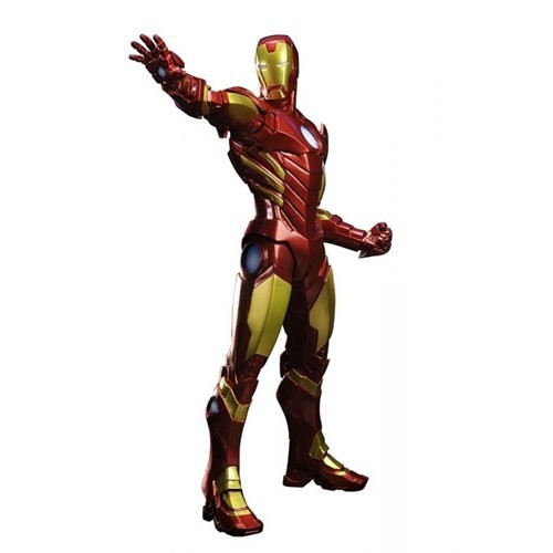 Kotobukiya Marvel Now Iron Man Red Art Fx Statue
