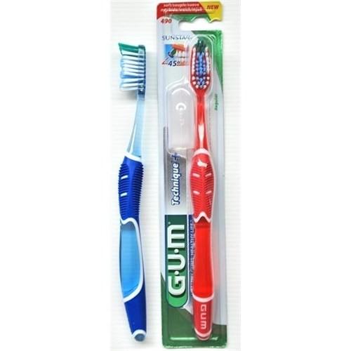 Gum Sunstar Technique Diş Fırçası