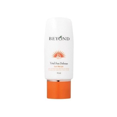 Beyond Total Sun Defense SPF 40/ PA+++