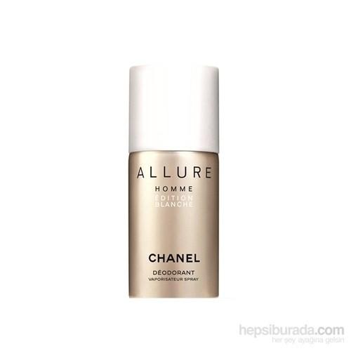Chanel Allure Homme Edition Blanche Concentre Deodorant 100 Ml -Erkek Deodorant