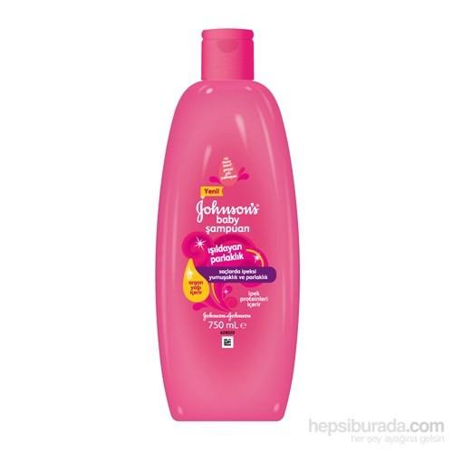 Johnsons Baby Işıldayan Parkalık Serisi Şampuan 750 ml