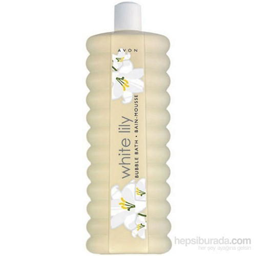 Avon White Lily Lavanta Banyo Köpüğü 1000 Ml.
