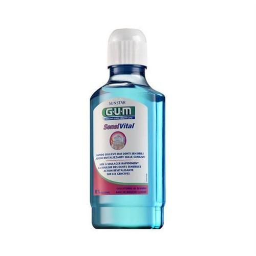 Gum Sensivital Ağız Bakım Suyu