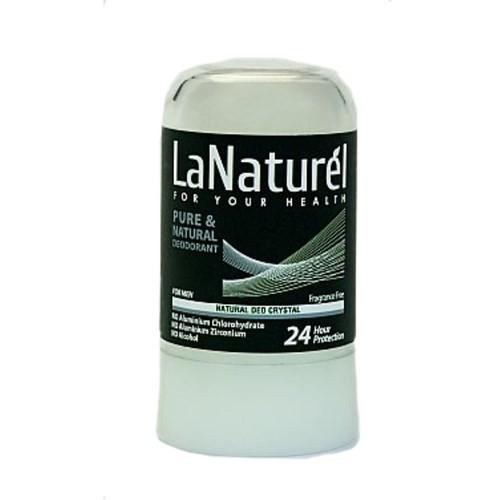 Lanaturel 50 Ml Erkek Kokusuz Kristal Deodorant