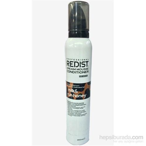 Redist Milk&Run Honey Krem Saç Bakım Köpüğü 200 Ml