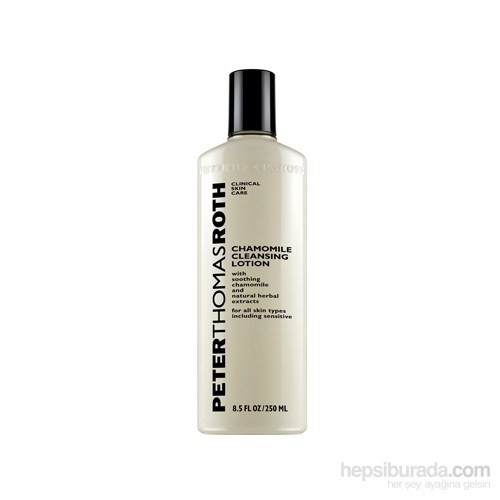 PETER THOMAS ROTH Chamomile Cleansing Lotion 250 ml