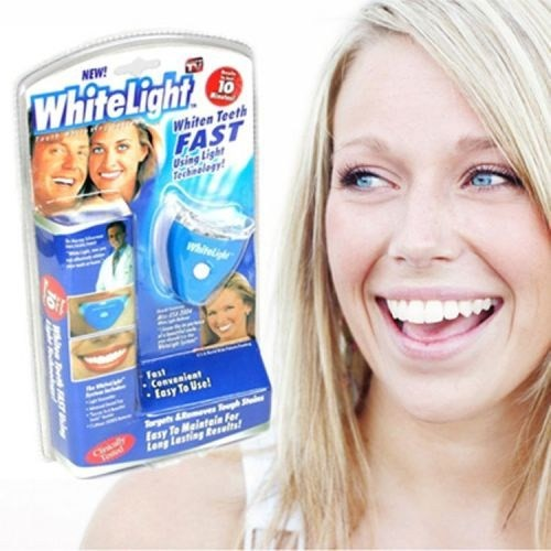 Hepsi Dahice Diş Beyazlatıcı Set White Light
