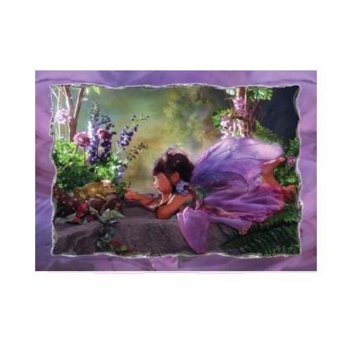 Jumbo 1000 Parça Puzzle Adorable Fairy
