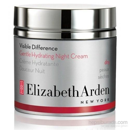 Elizabeth Arden Visible Difference Gentle Hydrating Night Cream 50 Ml Nemlendirici