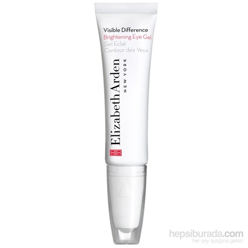 Elizabeth Arden Visible Difference Brightening Eye Gel 15 Ml Göz Çevresi Bakımı
