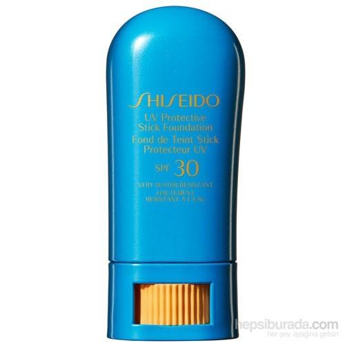 Shiseido Gsc Uv Protective Stick Foundation Spf30 O