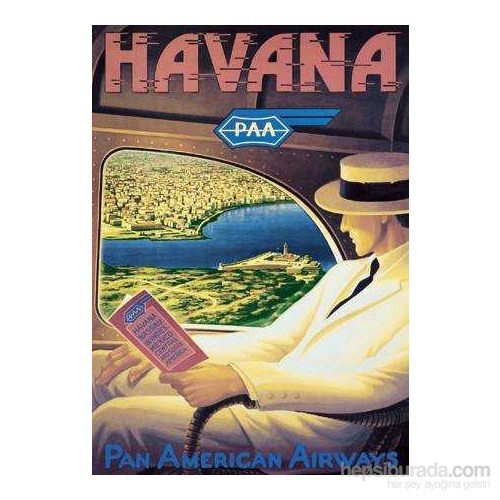 Havana, Erickson (1500 Parça Puzzle)