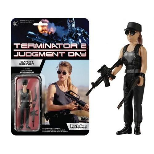Funko Reaction Terminator 2 Sarah Connor