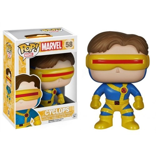 Funko Marvel Classic X Men Cyclops Pop