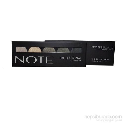 Note Professional Eyeshadow 103