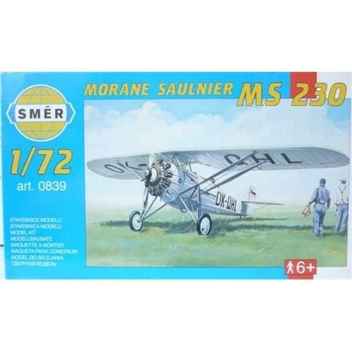 Smer Morane Saulnier Ms 230 (Ölçek 1:72)