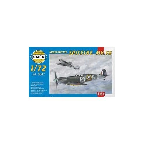 Smer Supermarine Spitfire Mk.Vb (Ölçek 1:72)