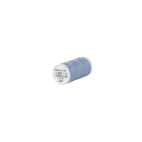 Coats Duet 100 Metre Mavi Dikiş İpliği - 4067