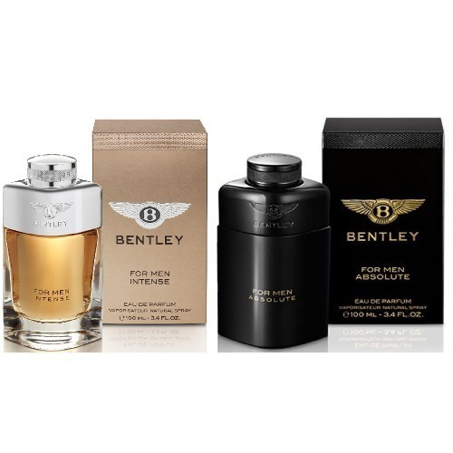 Bentley Absolute Edp 100Ml + Bentley Intense Edp 100Ml