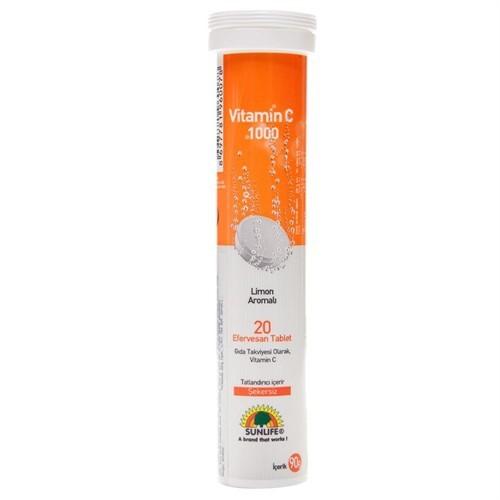 Sunlife Vitamin C 1000 Mg