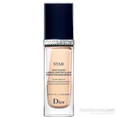 Dior Diorskin Star Foundation 010 30 Ml Fondöten