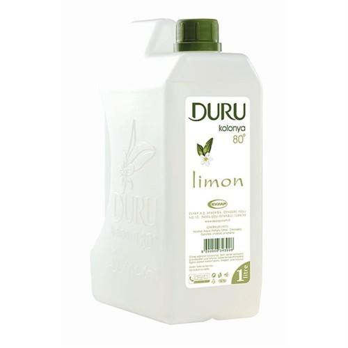 Duru Limon Kolonya Bidon 1Lt