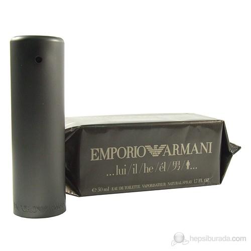 Emporio Armani He Edt 50 Ml Erkek Parfümü