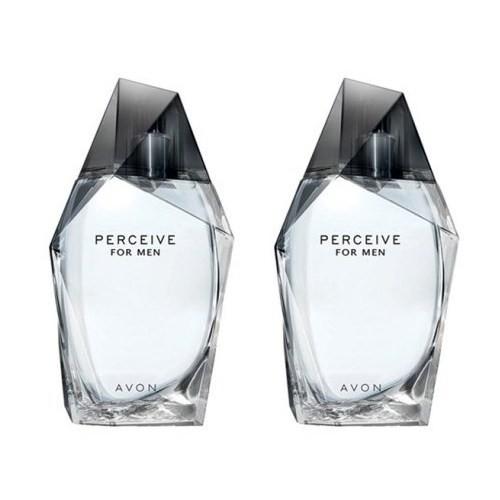 Avon Perceive Edt Erkek Parfüm 100 Ml. İkili Set