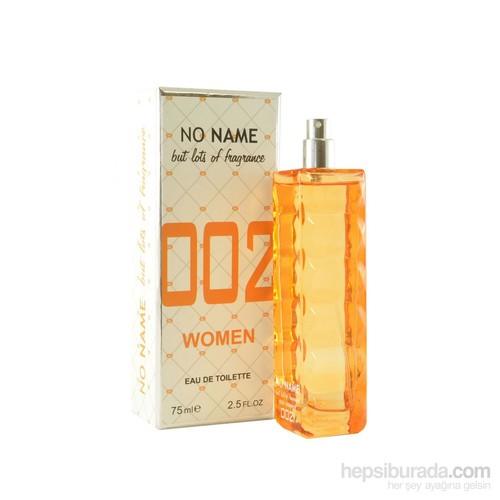 No Name 002 Bss Orange 75 Ml Kadın Parfüm