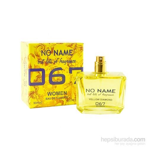 No Name 067 Yellow Diamond 90 Ml Kadın Parfüm