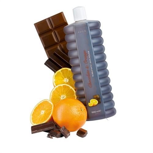 Avon Çikolata & Portakal Kokulu Banyo Köpüğü 1Lt