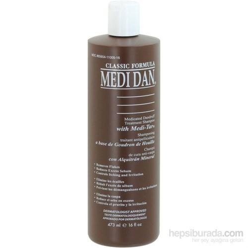 Medi-Dan Kepek Şampuanı Klasik