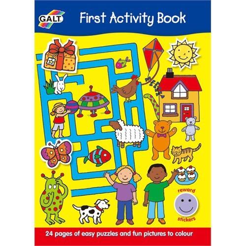 Galt İlk Aktivite Kitabım
