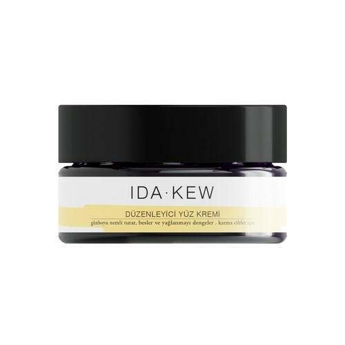 Ida.Kew Düzenleyici Yüz Kremi