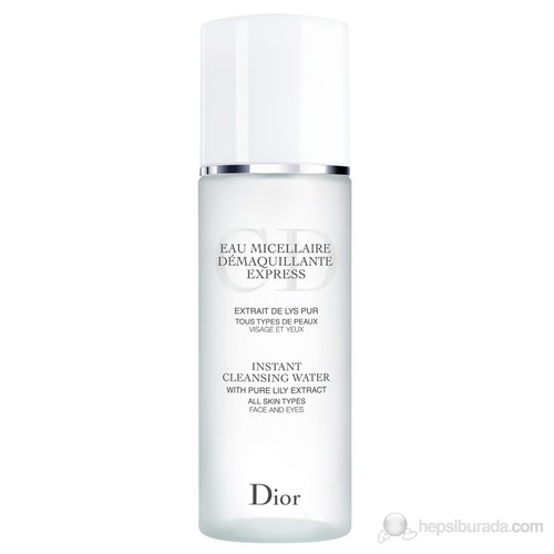 Dior Instant Cleansing Water 200 Ml