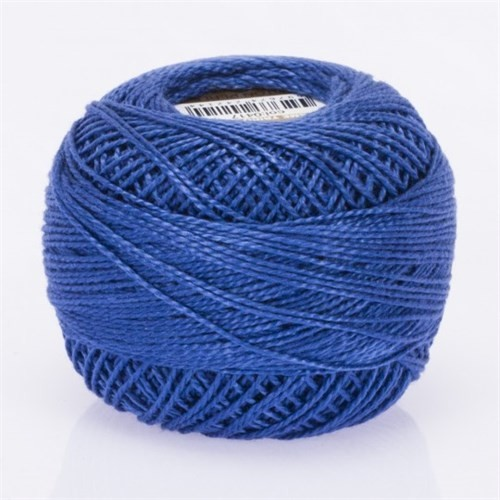 Ören Bayan Koton Perle No:8 Mavi El Nakış İpliği - 417
