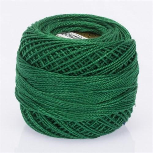 Ören Bayan Koton Perle No:8 Koyu Yeşil El Nakış İpliği - 4017