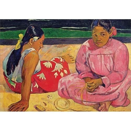 Trefl 1000 Parça Sahilde Haitili Kadınlar (Paul Gauguin 1891)