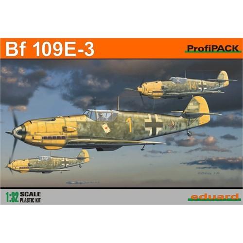 Bf 109E-3 (ölçek 1:32)