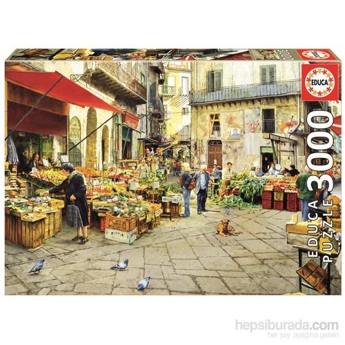 Educa La Vuccırıa Market, Palermo