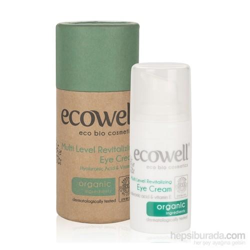 Ecowell Canlandırıcı Göz Çevresi Kremi